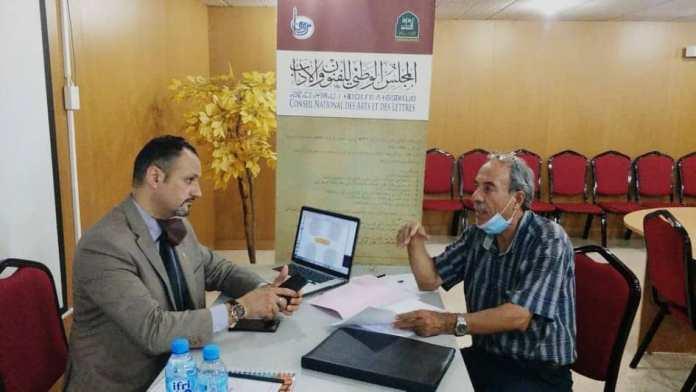 Mohamed Sari, président du Conseil national des arts et des lettres : « Nous allons élaborer un projet de statut d'artiste et de métiers artistiques »