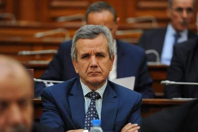 Abderahmane Benbouzid: la situation sanitaire en Algérie est