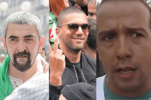 4 ans de prison ferme requis en appel contre Drareni, Hamitouche et Belarbi