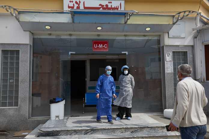 411 nouveaux cas de coronavirus en Algérie