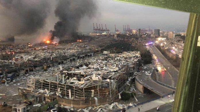 Ce qui s'est passé à Beyrouth: les premiers éléments