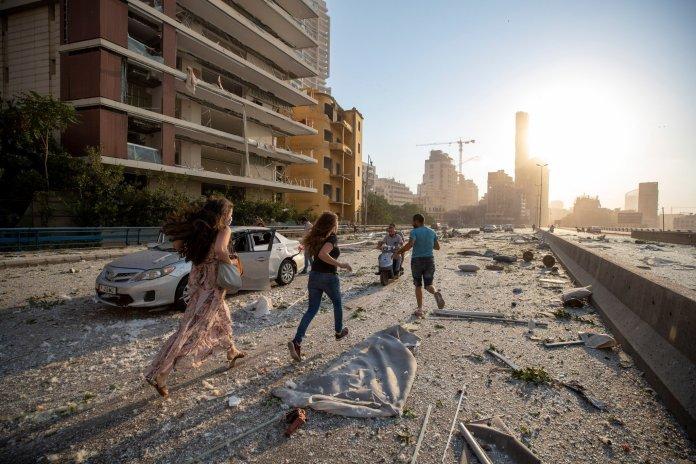Pas d'Algériens parmi les victimes des explosions survenues à Beyrouth