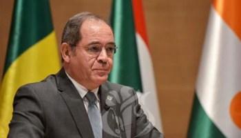 """Boukadoum à Bamako: l'Algérie souhaite une transition """"calme et apaisée"""" au Mali"""
