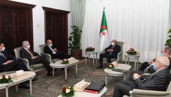 """Jean Yves Le Drian à Alger : """"En Libye, nous considérons, comme l'Algérie, qu'il n'y a pas de solution militaire"""""""