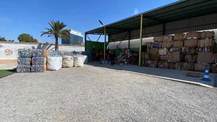 Centre d'enfouissement technique Oran