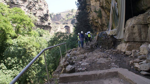 Chemin des touristes de Constantine : deux variantes proposées à la réhabilitation