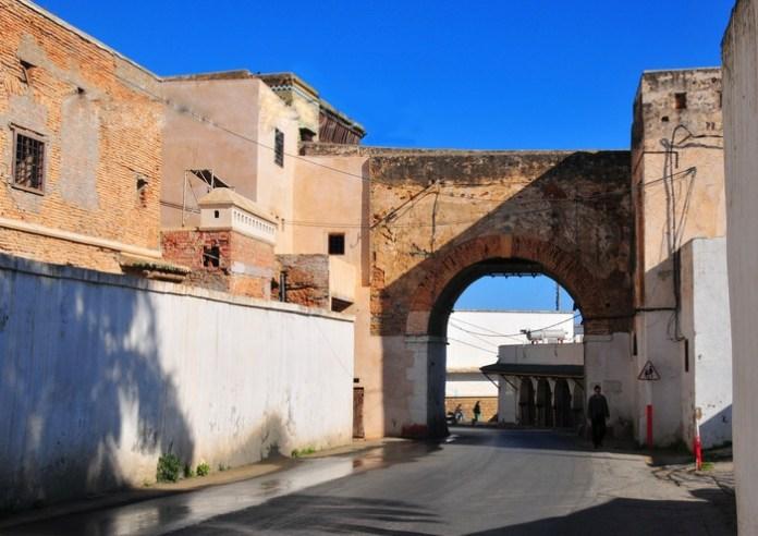 La citadelle d'Alger