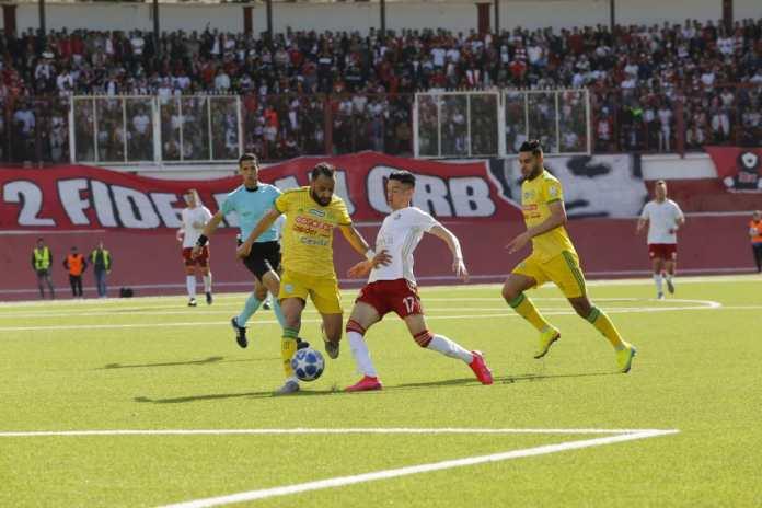 Ligue 1: des chocs JSK-CRB et Paradou-MCA au programme de la 3e journée