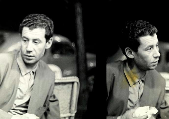Kateb Yacine, Malek Haddad et Mediene parlent d'Issiakhem