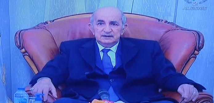 Le chef de l'Etat rentre en Algérie
