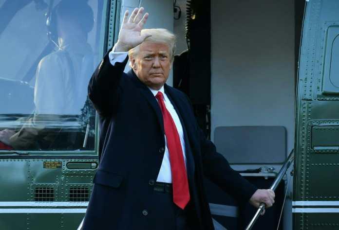 Le procès de Trump s'ouvrira au Sénat américain en février