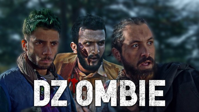 Le court-métrage de Mourad Oudia, DZ'OMBIE, frôle déjà les 2 millions de vues