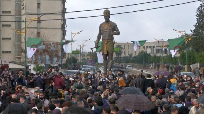 Statue de Chachenaq à Tizi Ouzou: La Libye rappelle les origines du pharaon
