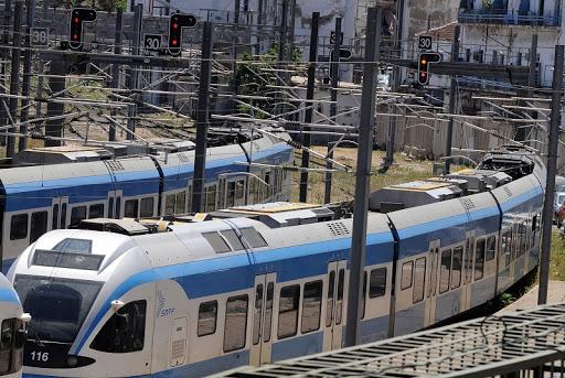 Train Algérie