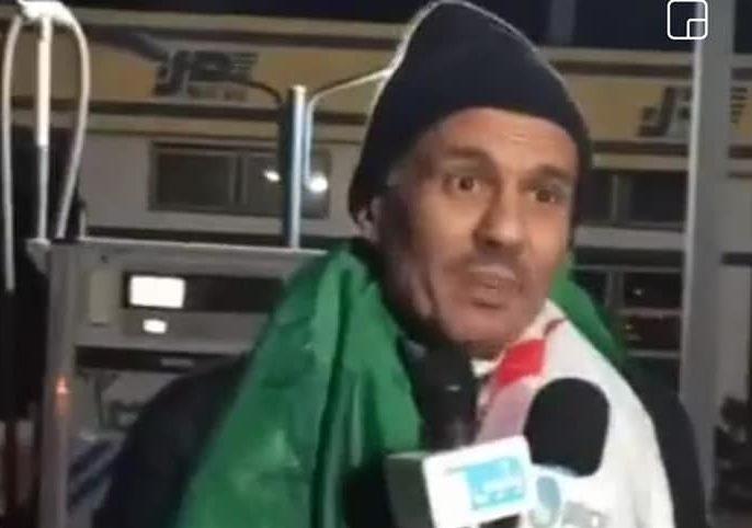 Rachid Nekkaz quitte la prison à El Bayadh