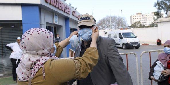 Coronavirus: 183 nouveaux cas et 4 décès ces dernières 24h en Algérie