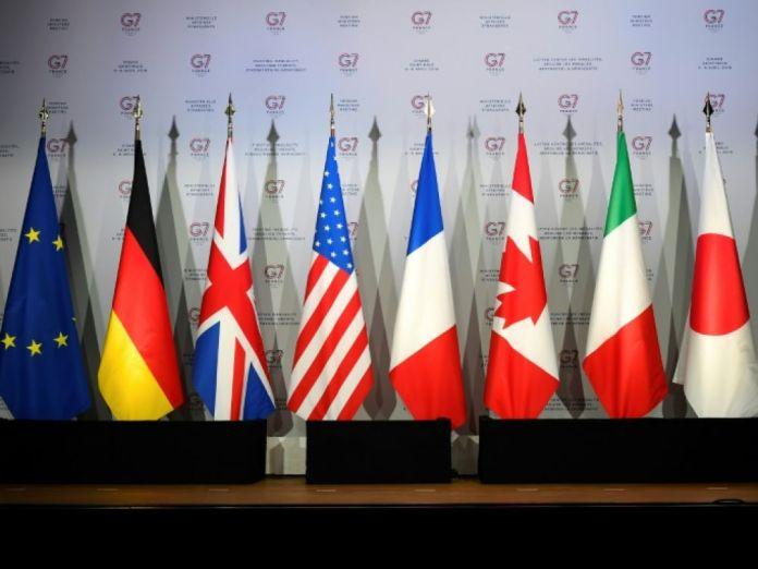 Le G7 annonce un soutien de 7,5 milliards de dollars à la vaccination