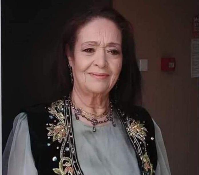 Décès de l'actrice Fatiha Nesrine