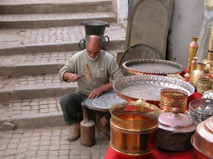 Artisanat traditionnel: plusieurs produits bientôt protégés