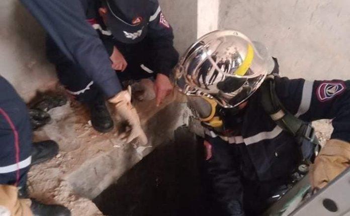 Au moins six personnes sont mortes ce matin à dans une station d'épuration près de la maison d'arrêt de Oued Ghir dans la wilaya de Bejaïa.
