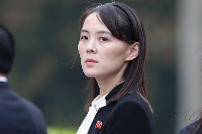 La soeur de Kim Jong Un qualifie le président sud-coréen de