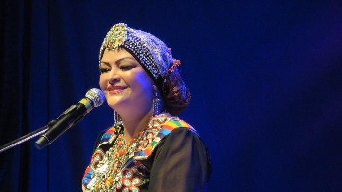 Décès de la musicienne Naima Ababsa
