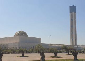 La Grande Mosquée d'Alger rouvre ses portes ce ramadhan pour toutes les prières exceptées celles du Icha et des tarawih, annonce la wilaya d'Alger dans un communiqué publié ce 10 avril.