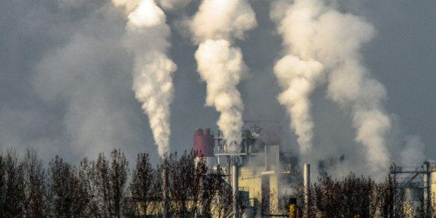 Climat: les émissions de CO2 devraient connaître cette année un rebond de 4,8%