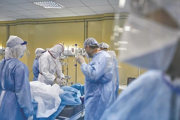 Coronavirus: 373 nouveaux cas et 9 décès ces dernières 24 heures en Algérie