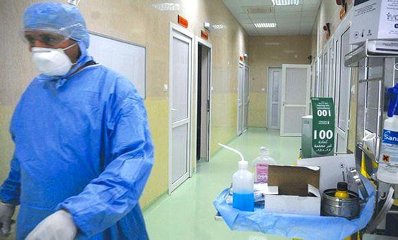 Bilan de coronavirus: 204 nouveaux malades et 7 décès en 24h en Algérie