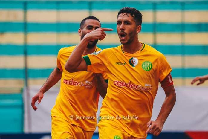 La JS Kabylie en demi-finale de la Coupe de la CAF