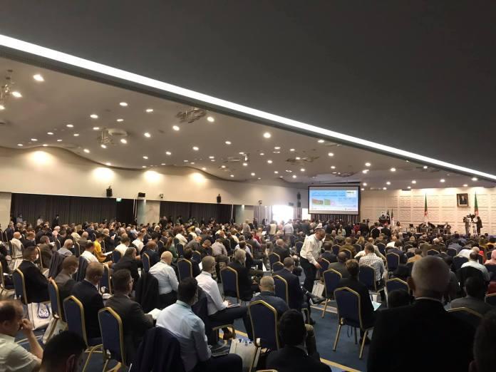 Forum d'affaires algéro-libyens: les opérateurs algériens invités à reconstruire les villes libyennes/Crédit Racim Toualbi Benghanem