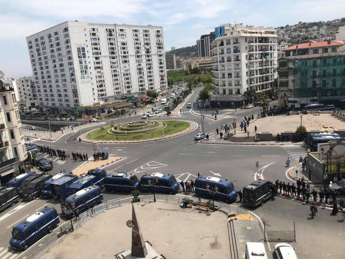 118e vendredi: capitale bouclée, manifestations empêchées, nombreuses arrestations