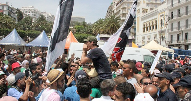 Mardi du Hirak: des journalistes et manifestants interpellés