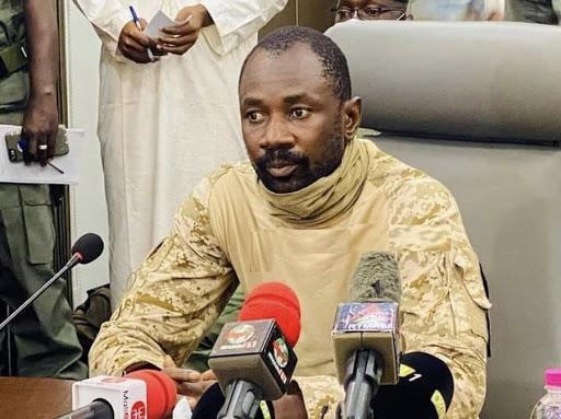 Mali : Assimi Goïta dit avoir déchargé de leurs prérogatives les dirigeants de transition