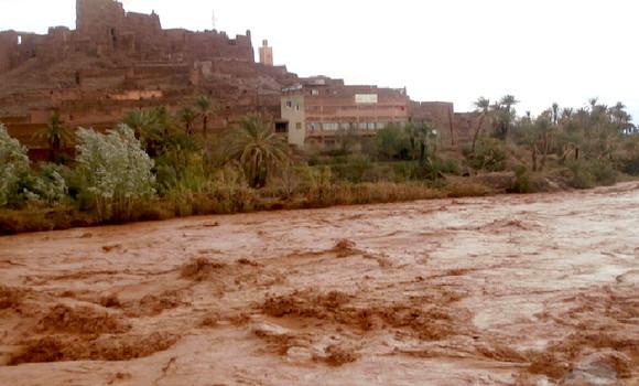 Deux personnes sont mortes emportées par des crues de l'Oued Stah à M'doukel dans la wilaya de Batna suite aux intempéries ayant marqué des villes de l'Est algérien