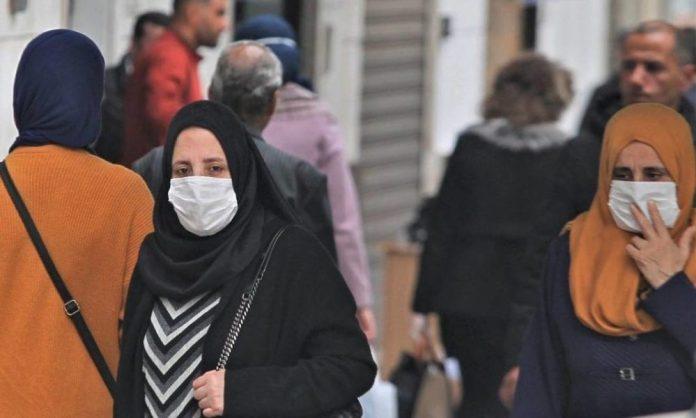 Coronavirus: 201 nouvelles contaminations en Algérie