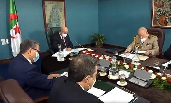 Le Haut Conseil de Sécurité, un «conseil de la révolution»?