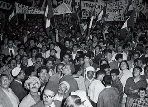 13 mai 1958: Le mythe de l'Algérie française