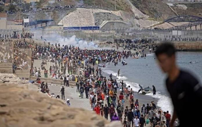 Le Parlement européen rejette l'utilisation par le Maroc de migrants comme