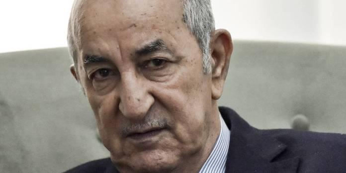Tebboune estime que les Algériens attendent