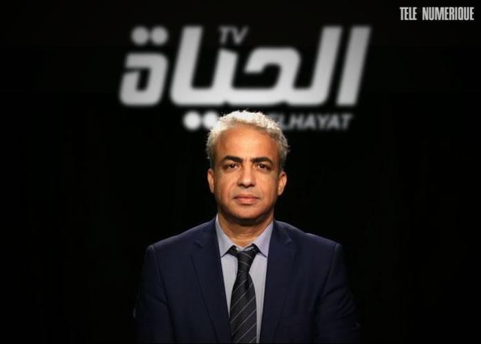 Suspension et retrait de l'accréditation de la chaine El Hayat Tv pour pour une semaine à partir de mercredi