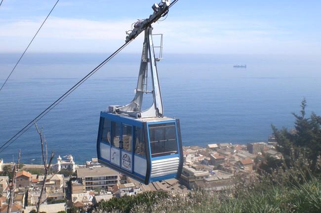 Alger : reprise ce jeudi du transport urbain par câble (téléphériques)