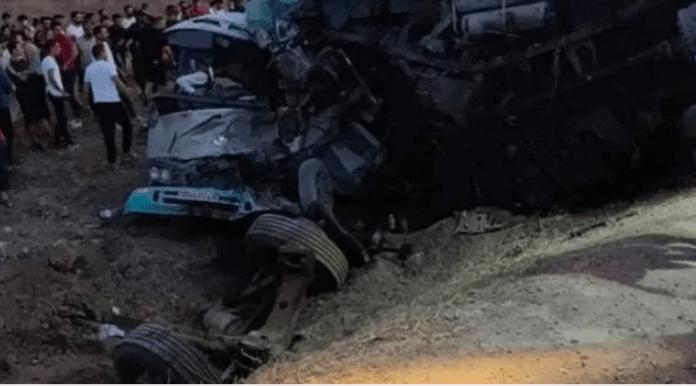 Accident de la circulation à Constantine: 18 morts et 11 blessés