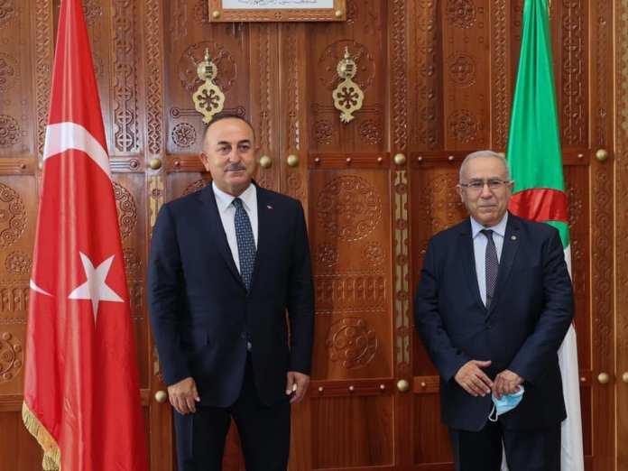 Turquie - Algérie: Convergence de vues sur la Libye et le Sahel