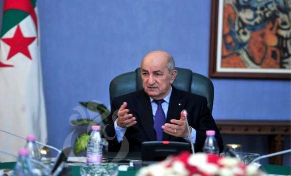 LTebboune regrette le peu d'intérêt accordé à l'étude des mathématiques en Algérie