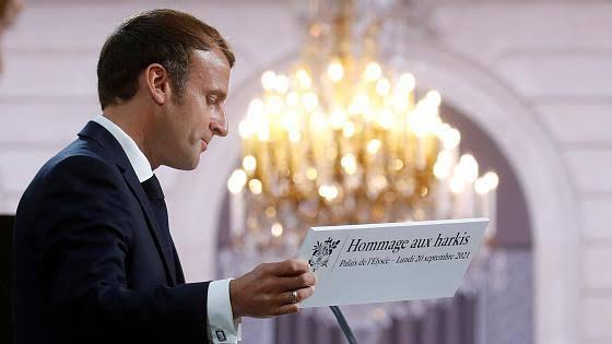La France demande pardon aux Harkis, refuse de reconnaître les crimes coloniaux en Algérie