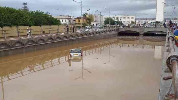 Risques d'inondations à Alger: 28 points noirs recensés