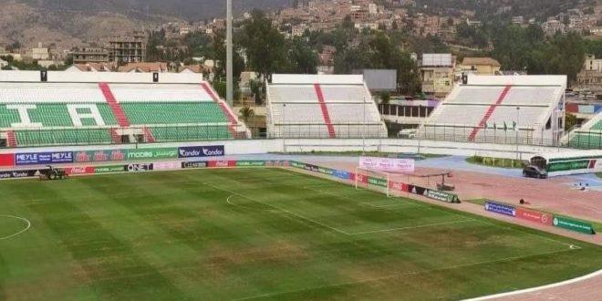La gestion de la pelouse du stade de Blida confiée à la FAF
