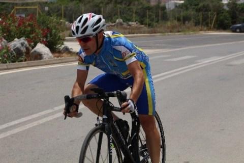 Greg Manset, Atlas Team Greece